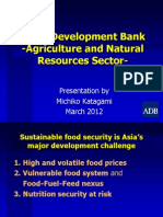 1-1 Agriculture-RSDD by Michiko Katagami