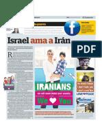 Israel Ama a Iran - Suplemento I