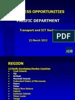 5-6 Transport_ICT-PARD Rev 19Mar2012 by Daisuke Mizusawa