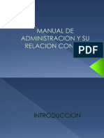 Manual de Admin is Trac Ion y Su Relacion Con Iso