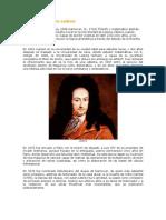 Biografia de Gottfried Wilhelm Leibniz