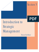 Introduction to Strategic Management En