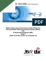 IMS Spec Sheet