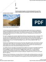 Industrial Minerials Article - Frac Sand in the Pipeline - FEB 2012