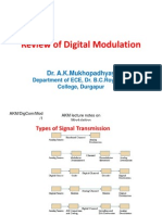 Review of Digital Comm-AKM 081110