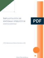 Implantación de sistemas operativos Tema 9 practica 1