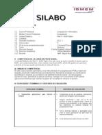 Formato Silabo Ismem 2012 - V - WEB