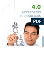 Hydraulic Accessories Catalogue 50Hz Es-ES