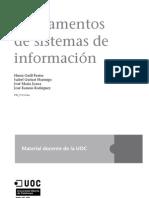 Fundamentos de Sistemas de Informacion
