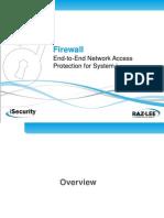 Firewall Presentation
