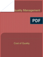 6 TQM_Cost of Quality