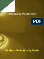 7 TQM_Quality Circles & Six Sigma