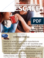 Nescafe Ppt