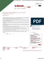 23-03-12 La Jornada de Oriente - Firman Gobierno Estatal y Semarnat Convenio en Materia Ambiental Por Mil 700 Mdp