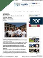 23-03-12 puebla online - Pahuatlán recibe reconocimiento de Pueblo Mágico