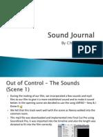 Sound Journal
