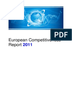 European competitiveness report (Eng)/ Informe de la competitividad europea (Ing)/ EBren konpetitibitate txostena  (Ing)