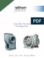 Axial Flow Fan Selection