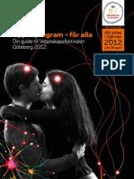 Öppna programmet 2012