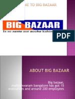 About Big Bazaar