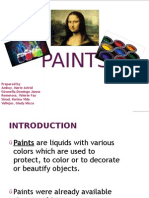 Paints PPT