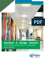 Acustica Si Design Interior
