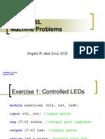 COMP306L Machine Problems 2010-2011