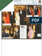 Jornal de Notícias - Solidariedade e elegância em noite de gala