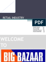 Retailing Industry Ppt-services Mgmt (1)