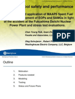 Spent Fuel Pool Safety and Performance; Chan Young Paik