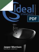 Bathroom Suites by Ideal Standard - Jasper Morrison