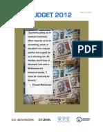 C3 Analysis - Union Budget 2012