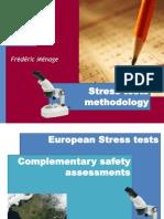 Menage - Stress Tests Methodology