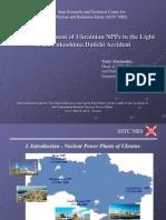 Zinchenko Safety Improvements of Ukrainian NPPs