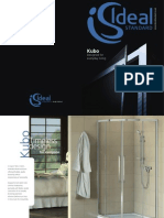Bathroom Suites by Ideal Standard - Kubo Brochure 2011