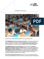 Case Study PSBB Millennium School