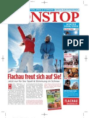 Singles Flachau, Kontaktanzeigen aus Flachau bei Salzburg