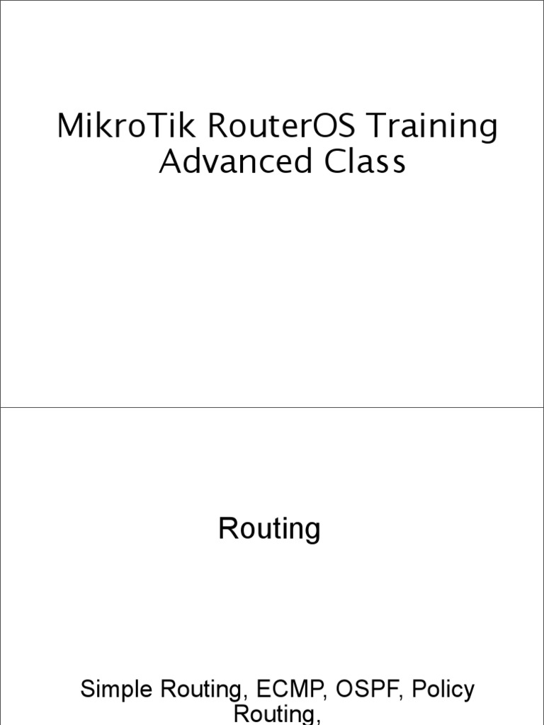Mikrotik Log User Activity