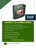 Dental Health eBook