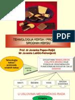 6-Tehnologija Keksa i Proizvoda Srodnih Keksu