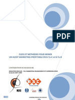 Clefs Et m Thodes Pour r Aliser Un Audit Marketing en b to c Et b to b Iso 8859 1 q 5fs.heuclin 5fesc Toulouse