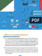 Guía de recomendaciones para pacientes con trastornos depresivos