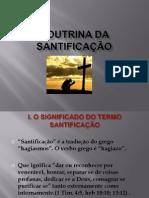 DOUTRINA DA SANTIFICAÇÃO