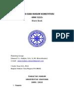 Teori Dan Hukum Konstitusi Block Book Revised