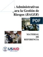 Mr Gestion Del Riesgo
