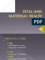 FETAL AND