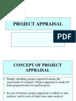 Project Appraisal 09