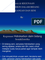 Komposisi & Kegunaan Hidrokarbon Dalam Bidang Perdagangan Dan