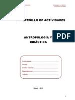 Cuadernillo Antropologia y Su Didactica