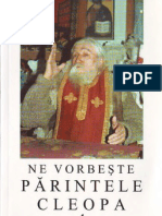 Ne Vorbeste Parintele Cleopa Volumul 04